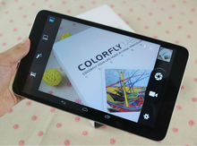 "Hot selling Colorful Colorfly G808 Tablet 3G WCDMA OS 4.2 MTK6592 Octa Core 1+8GB 5MP+2MP 8.0""1280*800 MINI phone call tablet"