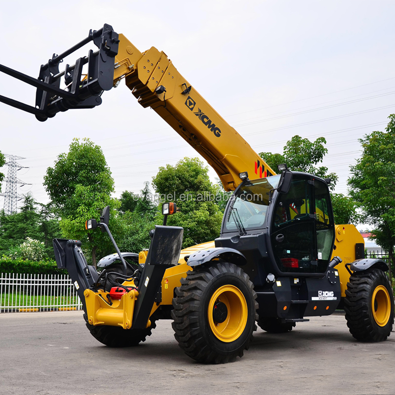 XC6-3514 13.8m lifting height Telescopic handler Forklift for sale