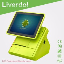Best seller cheap retail android pos terminal with printer for resturant
