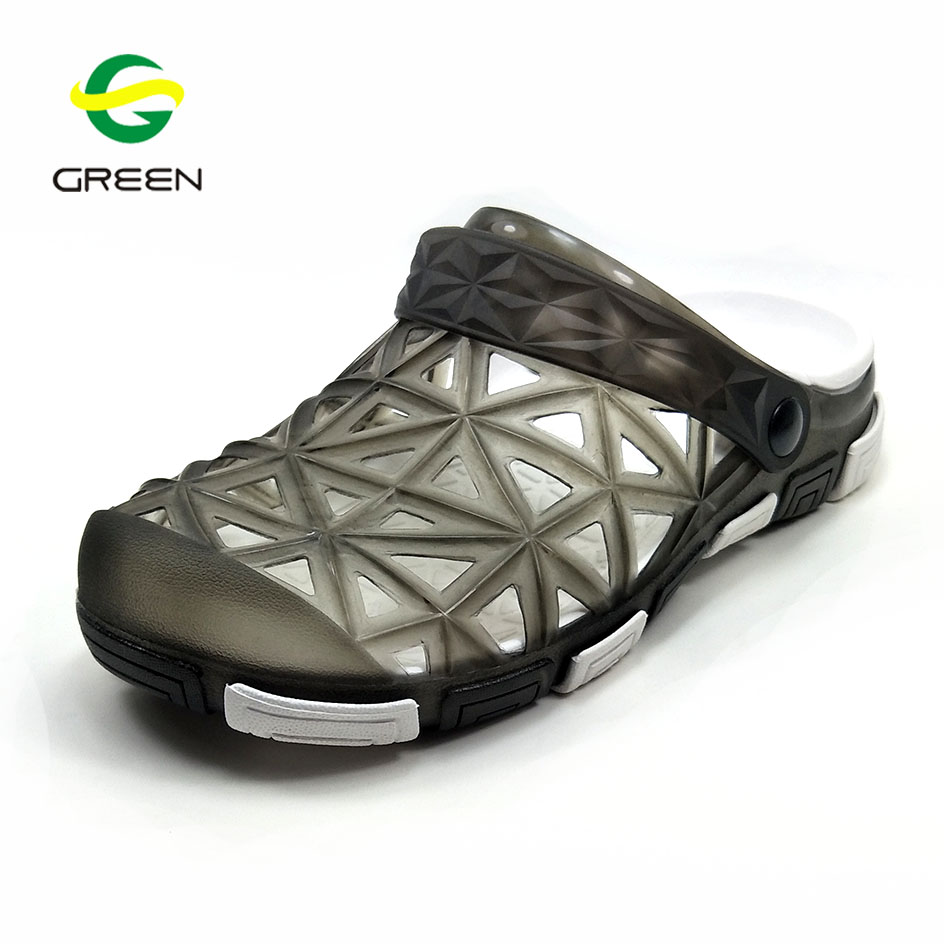 Greenshoe Men eva injection garden clogs shoes summer beach clogs