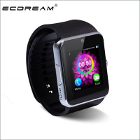 Bluetooth Smart Watch ECdream GT08 with fashion design for iphone and samsung smart phones