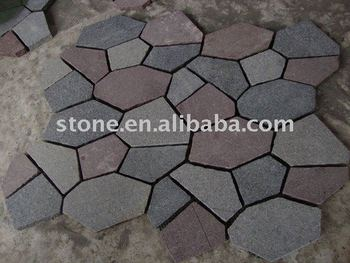 Crazy Porphyry Stone Paver On Net