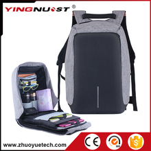 Waterproof Nylon Anti Theft Design 15 Inch Stylish Laptop Backpack Men Women Computer Notebook Bag
