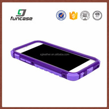 Silicone phone case shockproof case for samsung galaxy s7 / s7 edge , anti shock case phone cover
