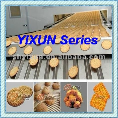 China delicious automatic oreo biscuit making machine