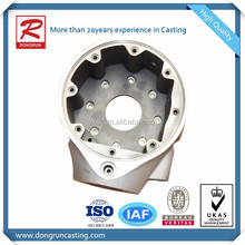 aluminium cast Gravity Casting used in Gas Station Equipments