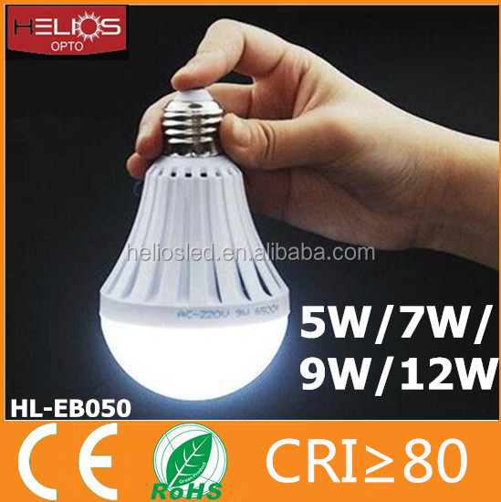 cheap price emergency led bulb light with built-in battery