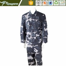 KU099 Custom Patterns Of Camouflage French Navy Military Uniforms