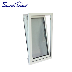 weather proof aluminium thermal break tilt up aluminum window with America csa nfrc dade standard
