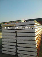 metal foam core roof panels
