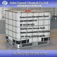 Dipropylene glycol chemical widely used in sugar industry textile