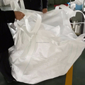 Standard FIBC Bags with 4 Loops Duffle top bulk bags