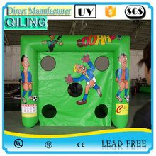 QL toys Good price amusement table hand soccer game