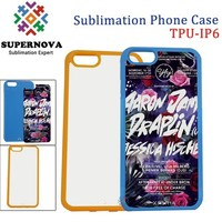 For Customized iphone 6 Mobile Phone Silicone Case