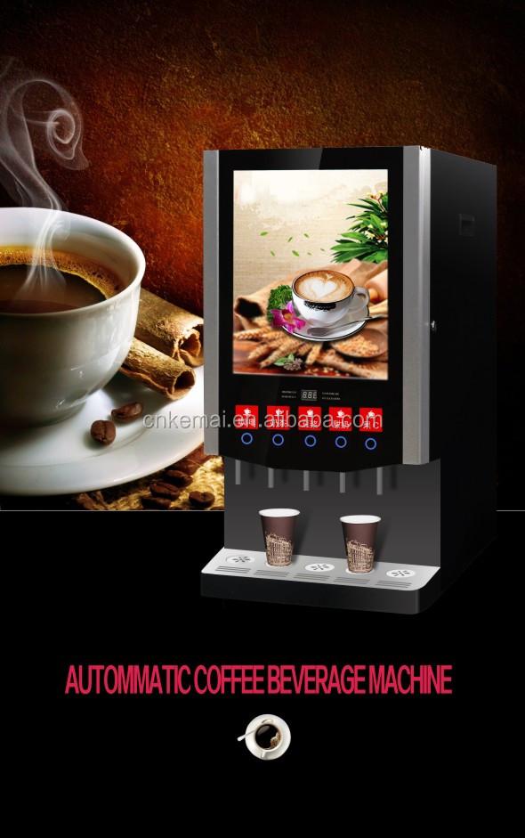 Высокое качество коммерческих кофе-автомат для продажи