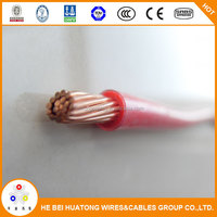UL listed 600v PVC/thermoplastic-insulated electric wire THHN/THWN/THW