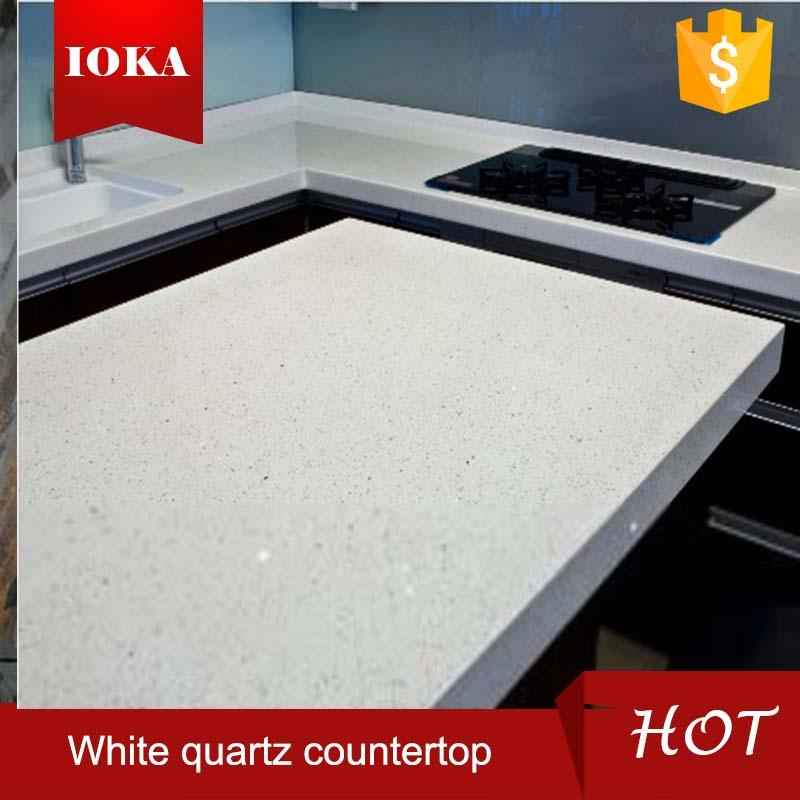 White Sparkle Quartz Stone Countertop Buy White Quartz
