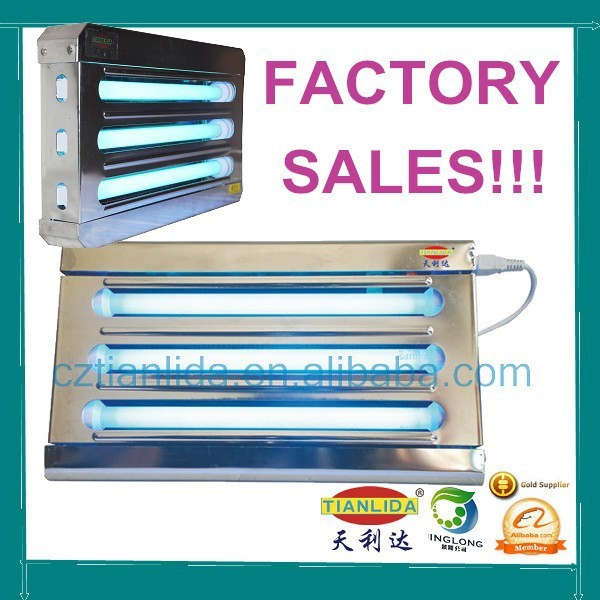 Food Industry UV Insect Killer Stainless Steel----TLD6605
