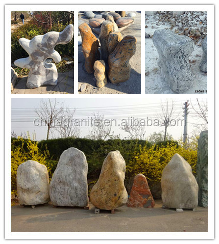 landscaping stone types