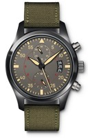 Supply 100meter WR 316l watch aviator watch with chronograph movement
