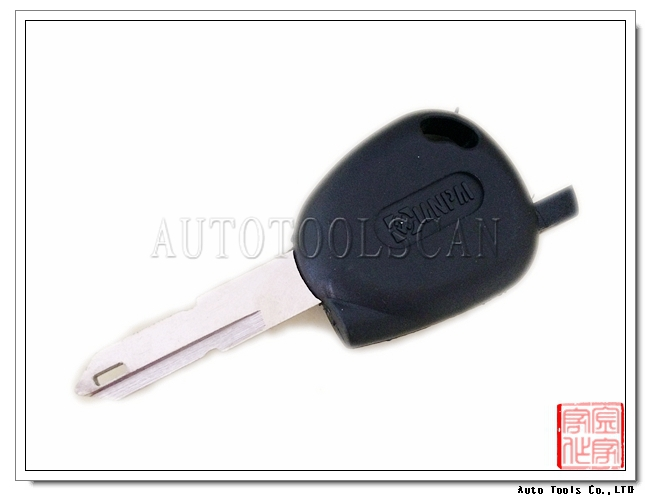 AK010013 for Renault Car Clone Transponder key with 4D60,4D64,ID46 locked,T5 transponder
