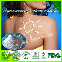 Nano-TiO2/Nanometer Titanium dioxide/chemicals for uv protection