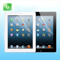 Top quality hd clear screen protector for iPad mini 2 pet film screen guard