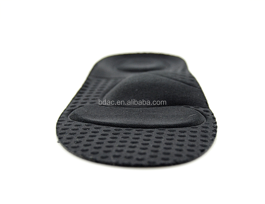 soft foam foot support poly foam arch insole