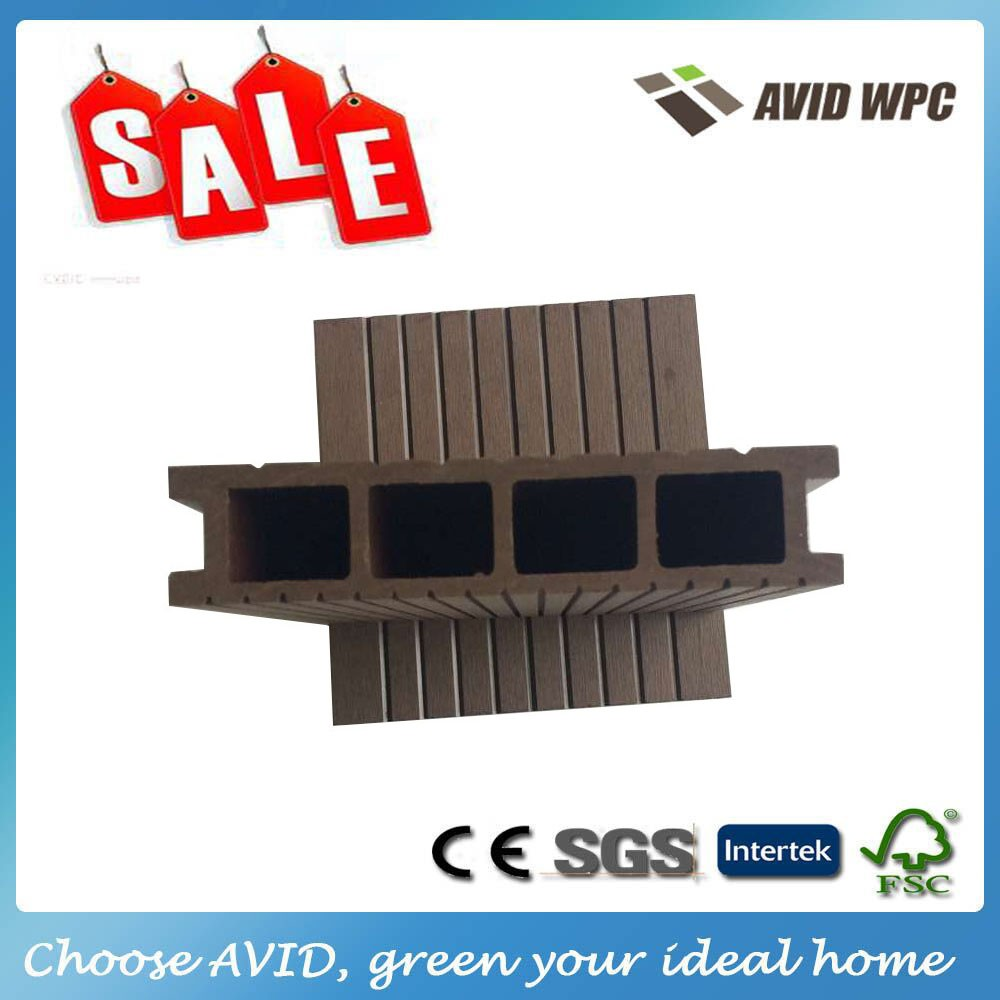 Durable multi-purpose outdoor wooden flooring for sale