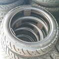 Natural Rubber Motorcycle tyre (90/90-12)