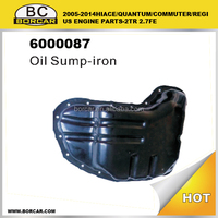 Oil Sump Iron For Toyota Hiace