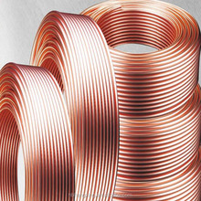 Air Conditioner pancake coil copper tube / copper pipe