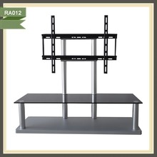 Moving big size 32 inch lcd tv stand RA012