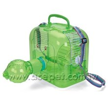 721-B Fun hamster travel carrier