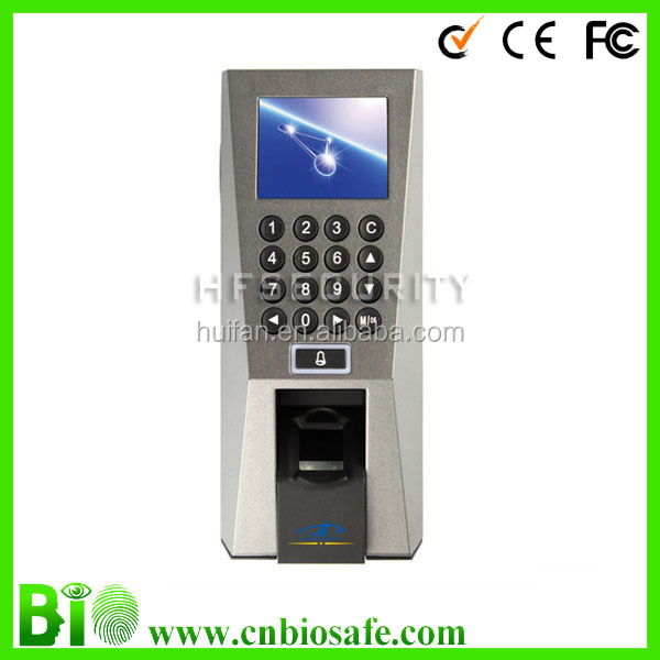 Cctv Waterproof Outdoor Webserver Finger Print Door Lock Sensor (HF-F18)