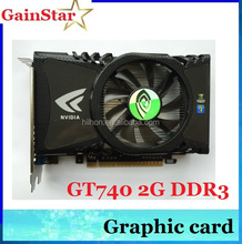 Graphics card GT740 2G DDR3
