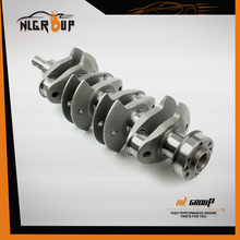 Forging or Casting Engine Crankshaft for Nissan NA16S NA20P NA20S Crankshafts
