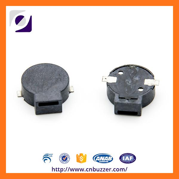 9mm 3v louder sound miniature buzzer with branding material
