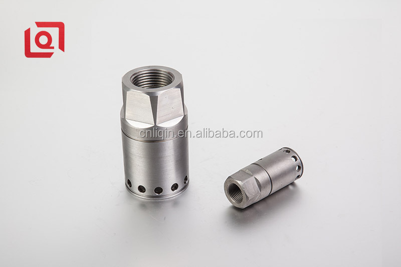 LiQin new products custom cnc precision photographic part
