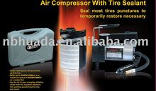 tire sealant with inflator, air compressorTRK-9108
