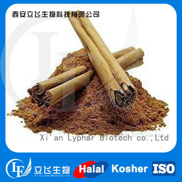 Polyphenols and Flavones from Cinnamon Bark Extract