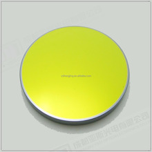 optical gold coated silicon reflecting mirror