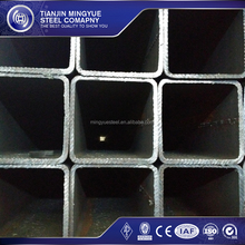 Latest building materials galvanized steel hollow sections box section