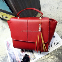 2015 Korea Tassel Bag Cheap Ladies Handbags Wholesale