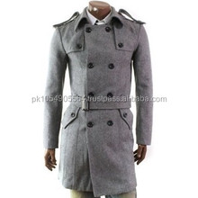 Men Wool Coat,Trench Wool Coat.Stylish Wool Coat,Fancy Wool coat