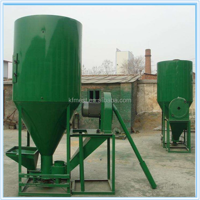 Animal Feed Making Machine/Animal Feed Meal Grinding and Mixing Machine