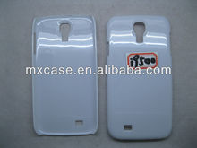 Blank PC cover hard case for Sumsung galaxy s4 I9500 Have stock