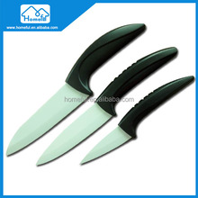 Fashion ceramic chef decorative kitchen knife