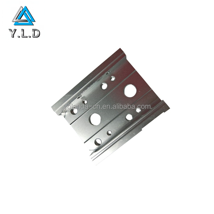 Factory Custom Anodized Precision Aluminum CNC Machining Parts /Aluminum Profiles CNC Drilling Milling Service