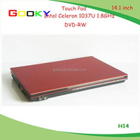 New products 2015 best mini laptop with dvd player made in china